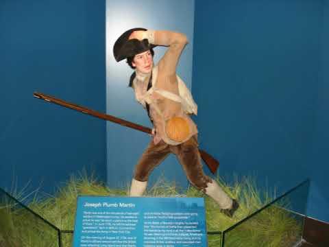 Slideshow 3 AMERICAN REVOLUTION MUSEUM