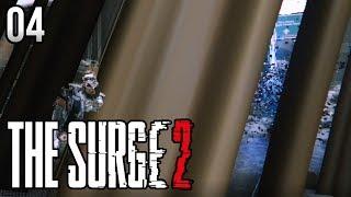 Zagrajmy w The Surge 2 [#04] - GLITCHE I BŁĘDY GRY