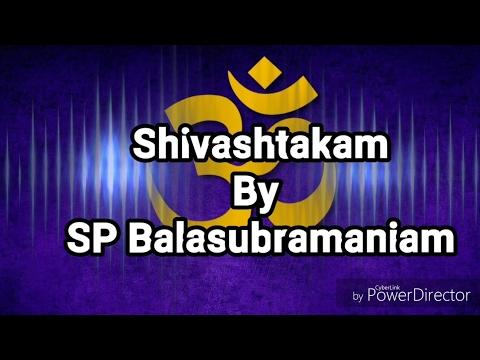 shivashtakam by spb