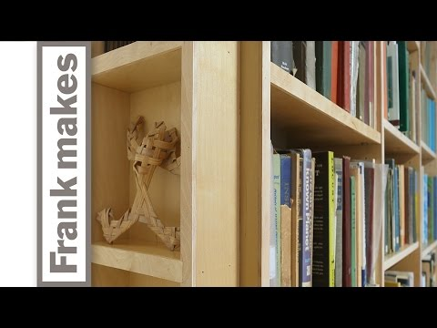 Frank Howarth Bookshelves