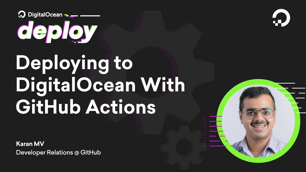 Deploying to DigitalOcean with GitHub Actions
