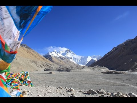 tibet travel promotion video