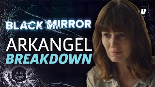 Black Mirror Season 4 Arkangel Breakdown And Easter Eggs!