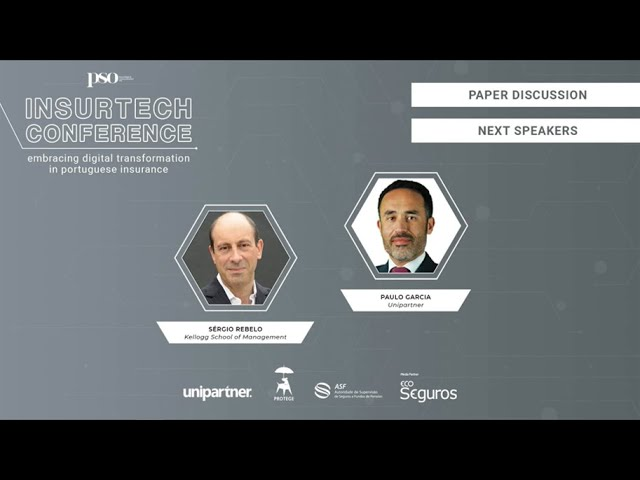 Insurtech Conference - Paper Discussion Part I