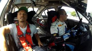 Vali Porcisteanu & Puya - funny onboard @ Bucharest Wheels Arena 2013