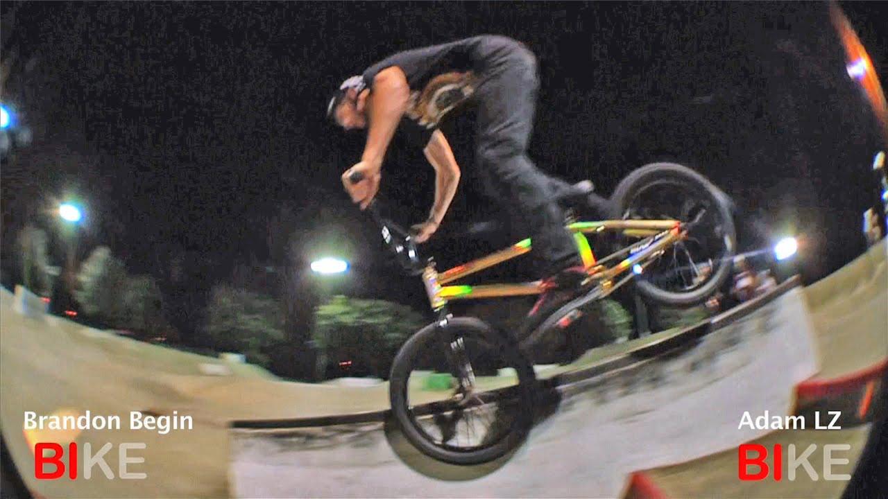 Adam LZ 2013 Bike Check - YouTube