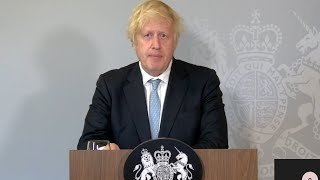 video: This should have been Boris Johnson's moment of triumph. Instead it was a bewildering farce