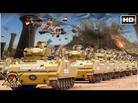 Egyptian Army 2017 - The King In Africa