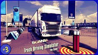 Scania Truck Driving Simulator - Zawody Ostatnie wypociny  Odc 3