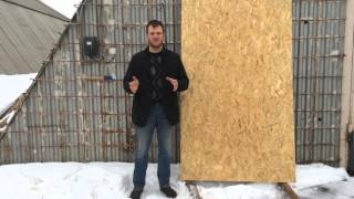 видео Фанера влагостойкая,цена за лист-купить дешево в Москве