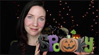 ASMR Halloween Cranial Nerve Examination Role Play