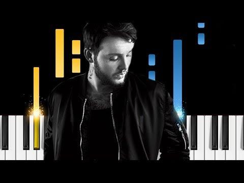 James Arthur - Say You Won't Let Go - Piano Tutorial thumbnail