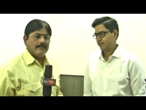 DM Rajesh Kumar&39;s Talk  About Jawahar Bagh  By Senior Journalist Yogesh Khatri