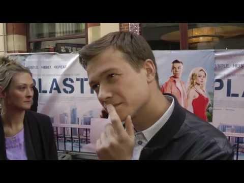 Ed Speleers Interview - Plastic Premiere