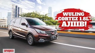 Wuling Cortez 1.8L - Review & Test Drive | CARVAGANZA