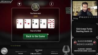 $300 QUAD ACES | THE DEAL