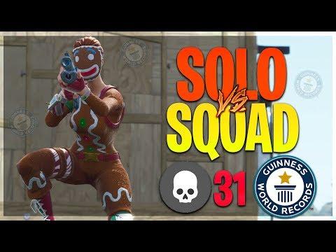 31 KILLS SOLO VS SQUAD,RECORDE BR DA SEASON 7! (Fortnite Battle Royale PS4 PRO)