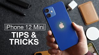 How to use iPhone 12 Mini + Tips/Tricks!