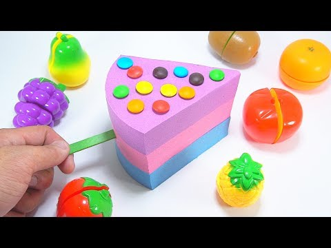 kinetic-sand-rainbow-how-to-make-ice-cream-for-kids