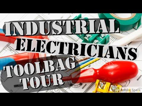 Electricians Tool-bag Tour   Industrial Maintenance