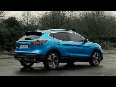 Introducing the new Nissan Qashqai, reinforcing 10 years of crossover leadership