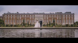 """""""Princess"""" - a gorgeous Persian Wedding at Hampton Court Palace"""