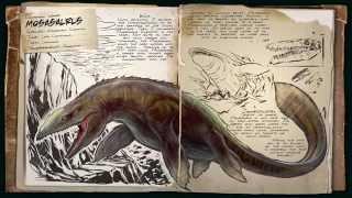方舟:生存進化※恐龍生存 Ep.82 馴服滄龍