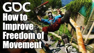 Parkour: How to Improve Freedom of Movement in First-Person Games in 20 Simple Steps