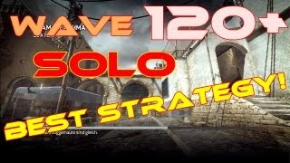 Seatown 120+ SOLO | BEST STRATEGY | MW3 Survival Mode