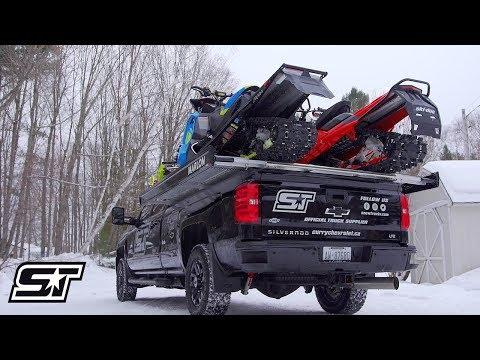 Marlon Xplore Pro II Truck Deck Install & Overview