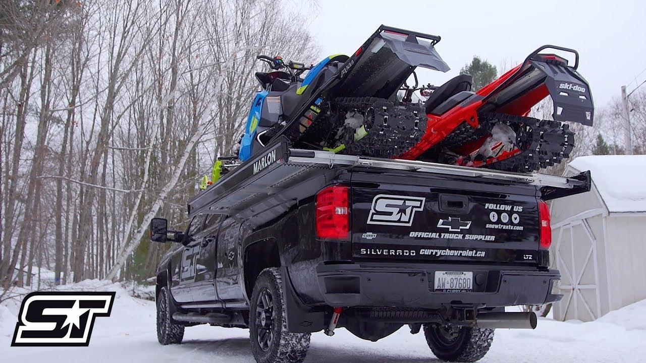 truck decks