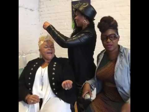 Tamela Mann Hype Hair Chat part 2