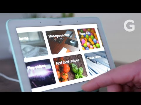 Google Home Hub: Hands On Look | Gizmodo