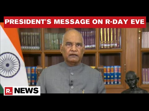 President Kovind Lauds Soldiers On Eve Of Republic Day, Urges Citizens To Get Vaccinated thumbnail