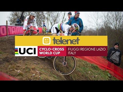 Elite Women's / 2016-17 Telenet UCI Cyclo-cross World Cup – Fiuggi Regione Lazio (ITA)