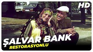 Şalvar Bank  - Türk Filmi HD (Restorasyonlu)