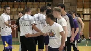Матч по волейболу среди обучающихся Таврического и Медицинского колледжей – 5 февраля 2018 г.