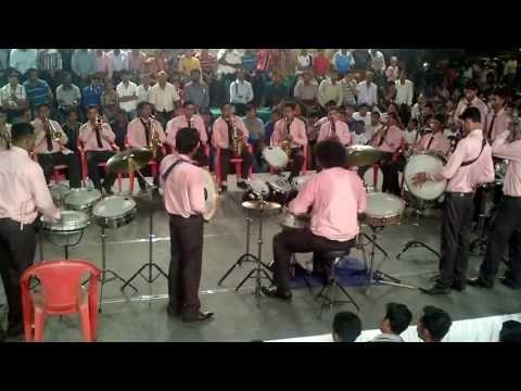 Aai Maulicha Thane Mahapaur 2013 Gaondevi Brass Band