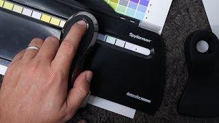 Cân chỉnh máy in, mực in, giấy in với SpyperPrint