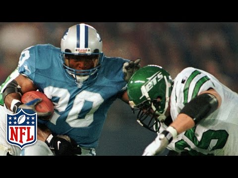 Barry Sanders' Magical 2,000-Yard Season (1997) | This Day in History (12/21) | NFL NOW