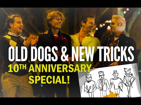 A Decade of Old Dogs!