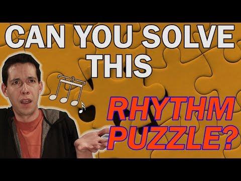 Rhythmic Riddle - Writing with Unwritable Rhythms [Theory/Songwriting]