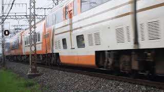 近鉄22000系AS22編成+近鉄30000系V01編成 京都行き