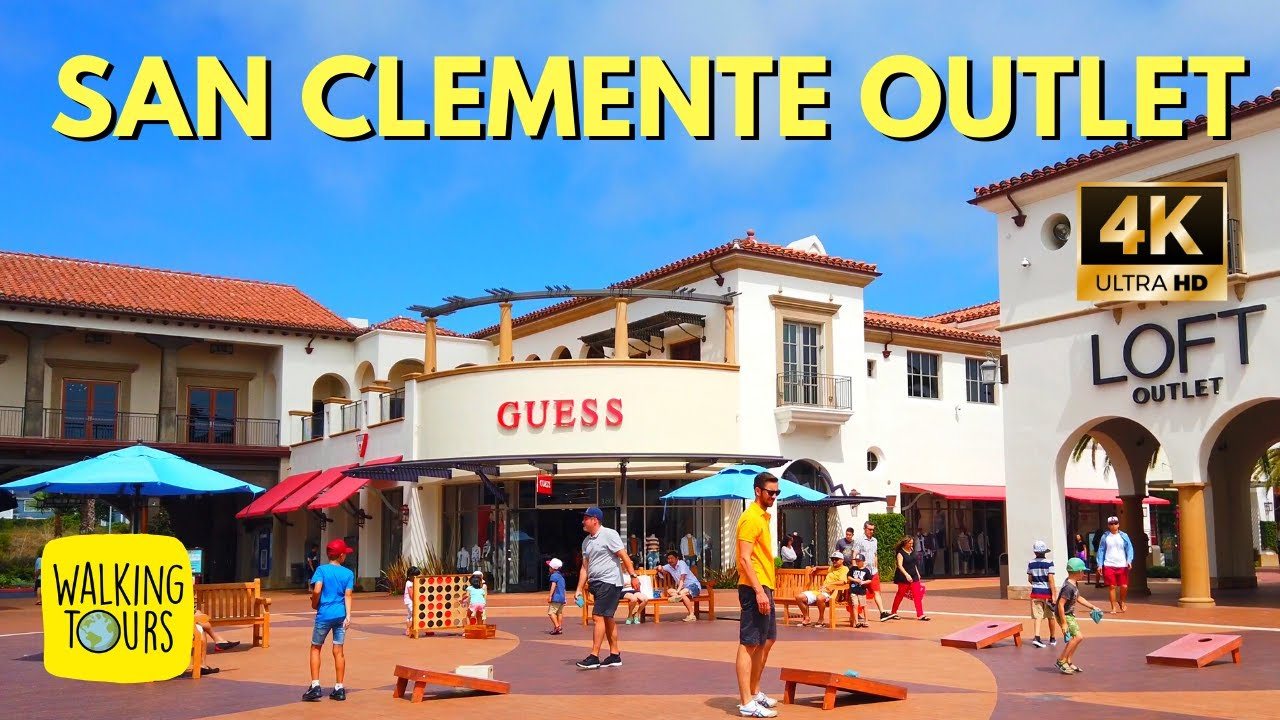74ec86e8c Outlets At San Clemente, Ocean View Shopping - 2019 GUIDE