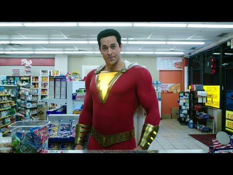 Fred - Shazam!!! But Not The Gomer Pyle Shazam.