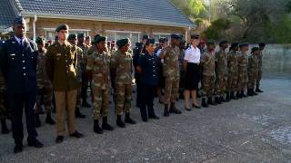 The annual opening of the SANDF