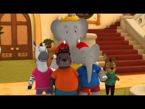 Babar and the Adventures of Badou - 14 - The Brave Guy / Starring Ms. Strich