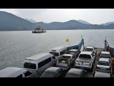 เรือเฟอร์รี่เกาะช้าง Ferry to Koh Chang, Trat Province, Thailand