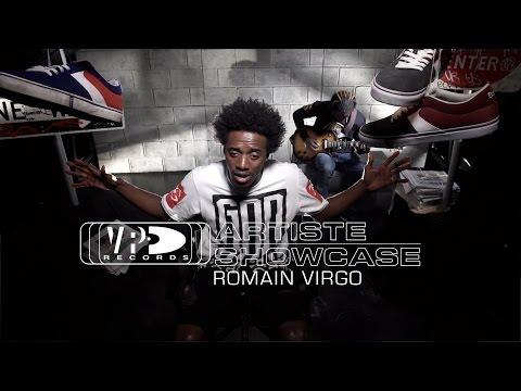 Romain Virgo - Fade Away | VP Records Artiste Showcase