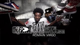 Romain Virgo - Fade Away | VP Records Artiste Showcase